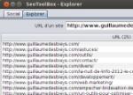 A la recherche des mauvais liens avec la SeoToolBox